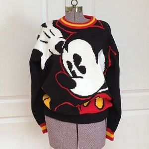 Vintage Disney - Mickey Mouse Sweater